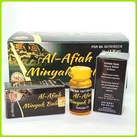 Minyak Al Afiah Terapi