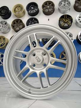 plug and play stok untuk velg jazz,yaris,ayla,kalos Ring 16x7 H4x100