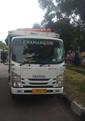 Sewa Truck Colt Diesel / CDD Jakarta