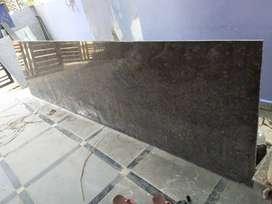 Granite kitchen platform 11*3 ft