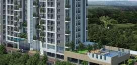 New 3bhk semi furnished NCC Urban senate flat kaloor Perandoor Road,