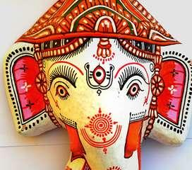 Papier Machie - Ganesha Mask