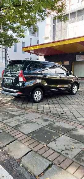 Toyota all new Avanza THN 2015 mt type G