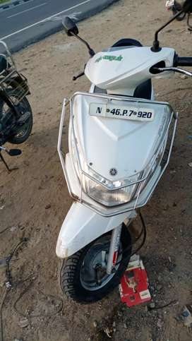 Yamaha ray with super engine condition