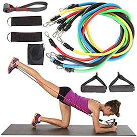 Exercise Workout Resistance Bands, Transforming ordinary into extraord
