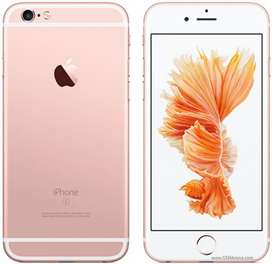 I phone 6s   2Gb and 32Gb gold color