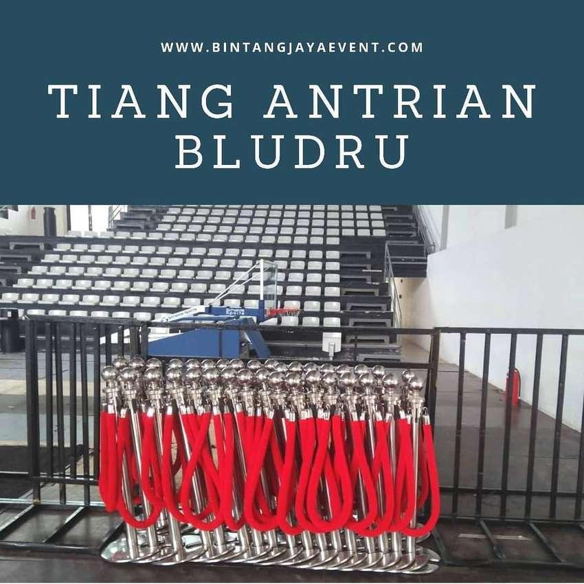 Rental Tiang Antrian 0