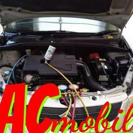 isi freon  dan service AC MOBIL panggilan surabaya