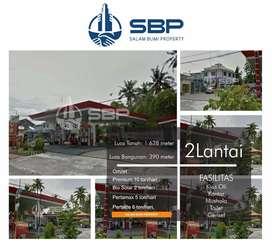 Dijual SPBU yang berlokasi di Sleman Jogja