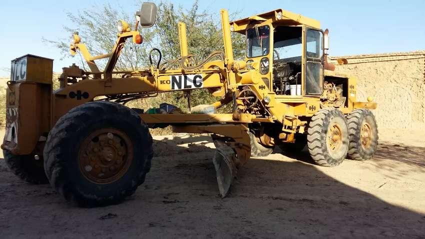 Grader machine GD 705 0