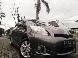 Toyota Yaris E TRd matic 2012 istimewa km low