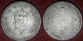 Silver Coins - Inherited Silver Coin