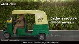 Free Uber Auto Registration