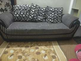SOFA SET FOR SALE THREE SEATER ONE PEACE SINGLE SEATER TWO PEACE