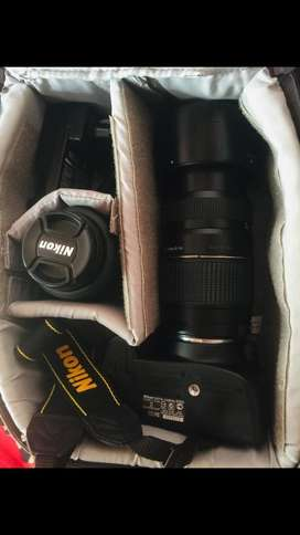 Nikon 5100 d
