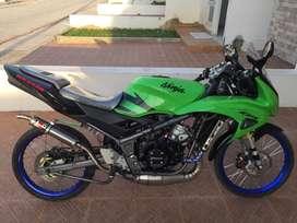 Ninja rr 2012 mantap