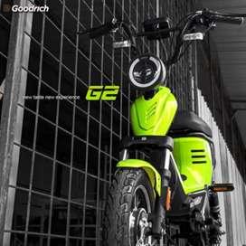 Sepeda listrik BF Goodrich
