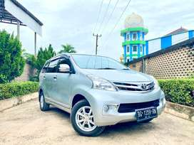 Avanza Type G manual 105 jt Nego