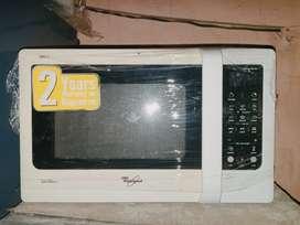 Whirlpool 20 liter solo microwave