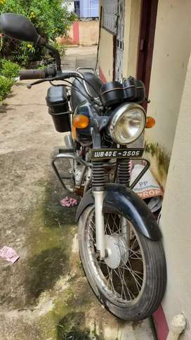 Bajaj caliber...old  model bullet bike