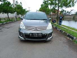 DP MINIM! Nissan grand Livina 2012 XV M/T