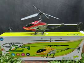 Dijual mainan Helicopter Remote Control