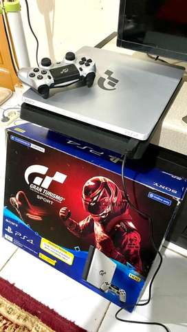 Ps 4 GT Limited 6.72