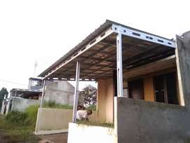 Kanopi baja ringan Bogor estate
