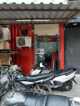 Shop in hiranandani estate thane