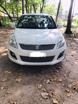 Maruti Suzuki Swift VXI Optional, 2016, Petrol
