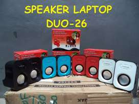 Speaker Advance buat Hp Laptop komputer Dual Bass