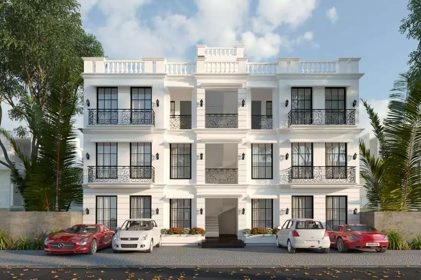 1 Tower of 4 Apartments | Excellent investment opportunity 0