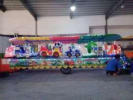 Fn kereta api odong odong kereta mini panggung komedi putar