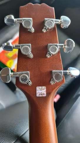 Gitar Akustik Listrik Segovia D-W07 GN Baru