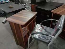 Brand New Fresh Study Table With Chair