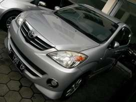 AVANZA 1.5 S Manual 2011 Silver KM Rendah
