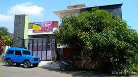 Rumah Untuk Usaha Lokasi Strategis dalam Komplek di Citapen KBB