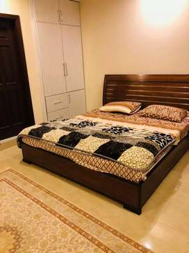 E11 Hight standard fully furnished 2 bedroom Apollo Hights for rent