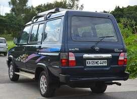 Toyota Qualis GS C8, 2001, Diesel