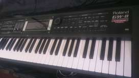 ROLAND GW8 version 2 with Asian collections