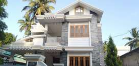 NADATHARA, Thrissur, 6.5 cent, 2800 sqft, 4 BHK, 1.40 Cr. Negotiable