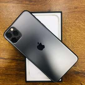 iPhone 11 Pro Max 64GB Space gray colour
