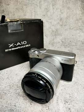 Fujifilm X-A10 Fullset
