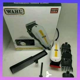 bisa bayar ditempat semarang alat cukur rambut klipper wahl D21