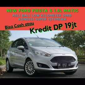 New Ford Fiesta S 1.5 Matic Low KM 39rb Asli Bali Super Istimewa