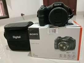 Kamera Sony H300 Fullset & Mulus