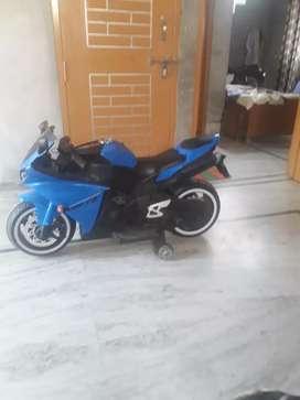 Electric toy bike