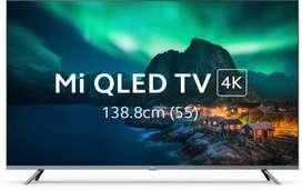 BRAND NEW Mi Q1 QLED-138.8 cm Smart Android TV(55 inch) (Ultra HD-4K)