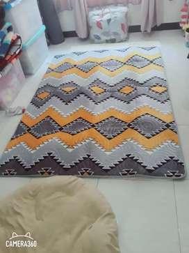 Karpet Malaysia murahhh , karpet bulu rasfur , karpet Nordic maroco