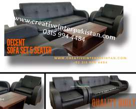 Sofa set 5 Seater RealPriceReadyStock Bed Office Table Chair Dining